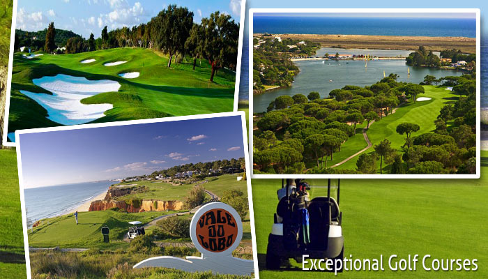 Image: Golf Courses in Portugal